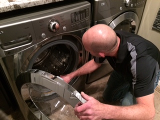 On-Sight Home Inspections - Dryer Inspection
