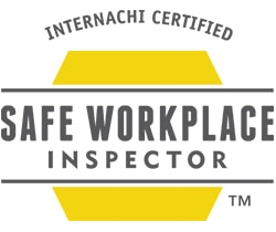 InterNACHI Certified Safe Workplace Inspector