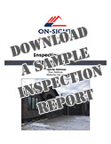On-Sight Free Sample Inspection Report